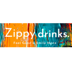 Zippy Drinks- Functional Beverages - Sparkling Waters. CBD Waters and Sodas